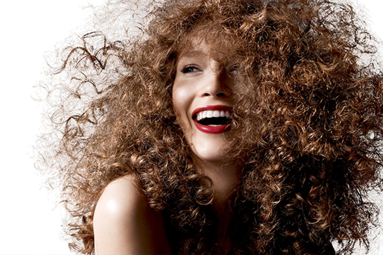 Как пушистые волосы сделать волнистыми